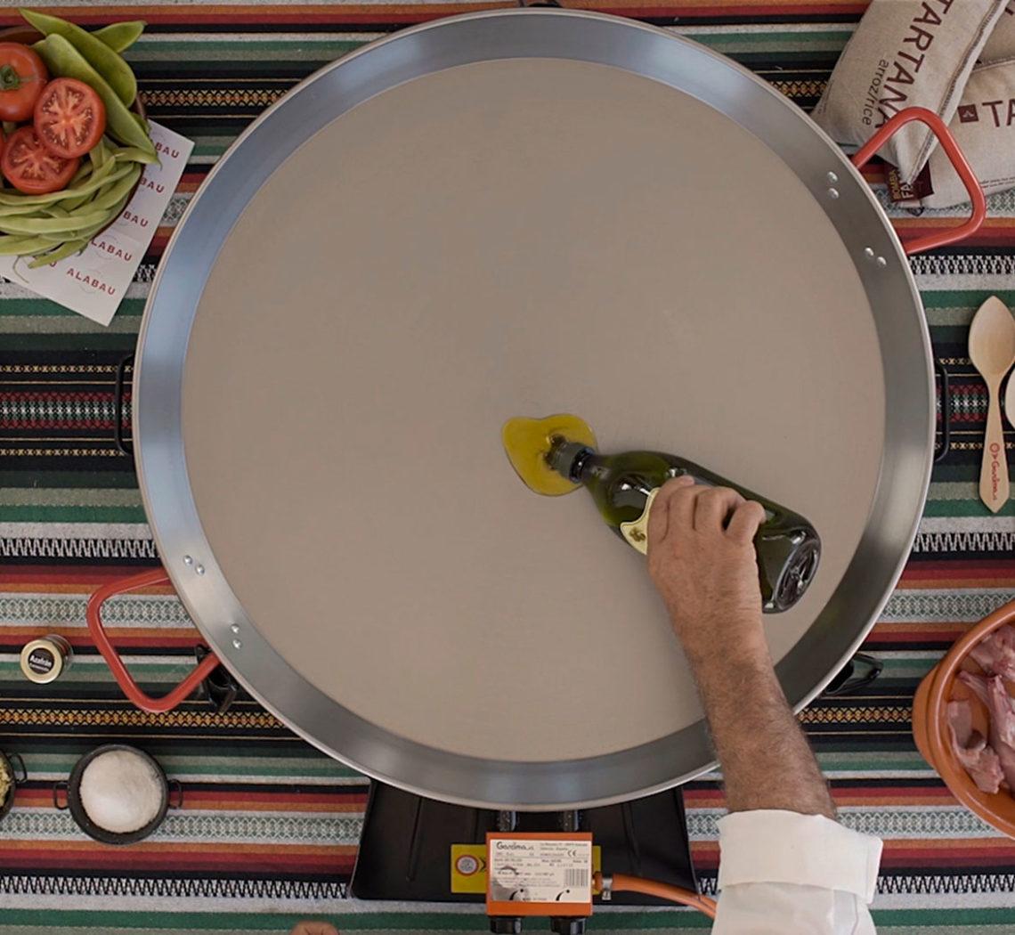 Sergio Serrano Spot concurso de paellas Sueca