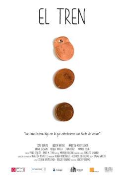 Sergio Serrano | Diseño Gráfico | Cartel El tren