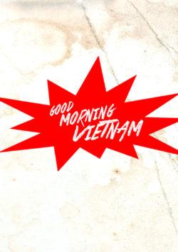 Sergio Serrano | Diseño Gráfico | Logo Good Bye Vietmam