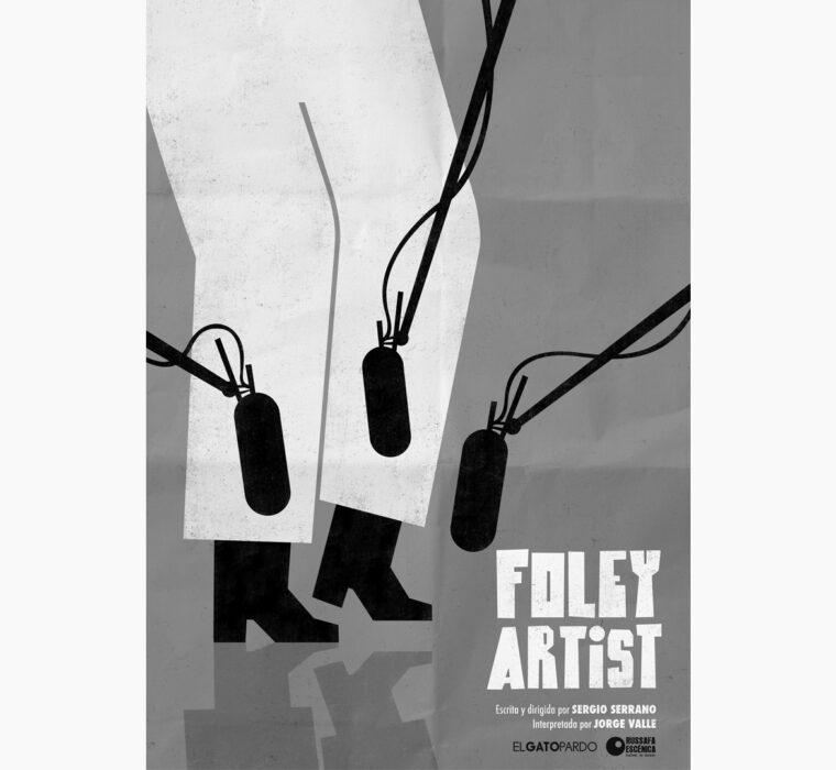 Cartel de Foley Artist